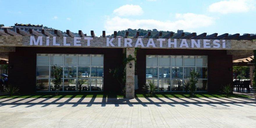 'Millet kıraathanesi' hizmete açıldı