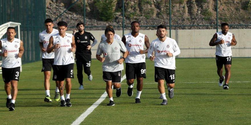 Beşiktaş Erzurum deplasmanında