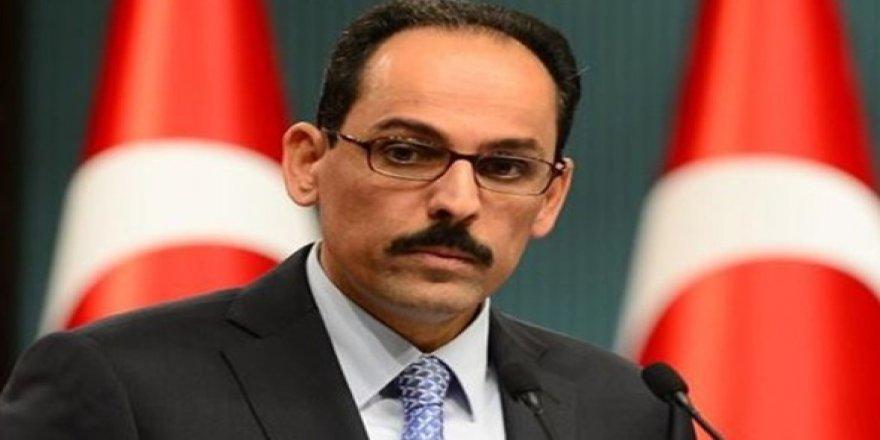 İbrahim Kalın'dan NYT'ye tepki!