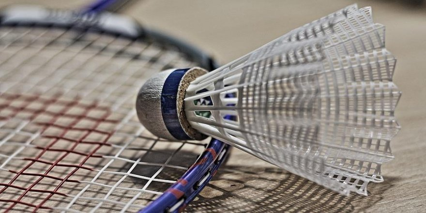 Badmintonda gümüş madalya