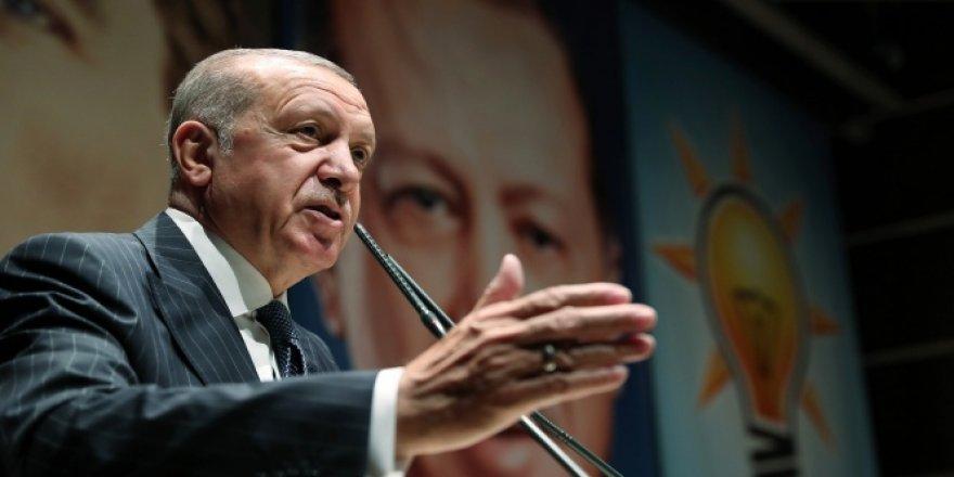 Cumhurbaşkanı Erdoğan yeniden Genel Başkan!