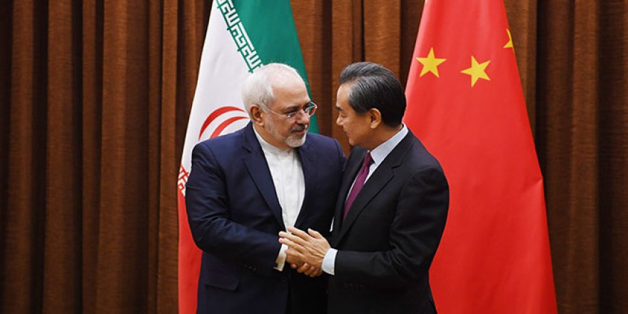 Çin'den İran açıklaması!