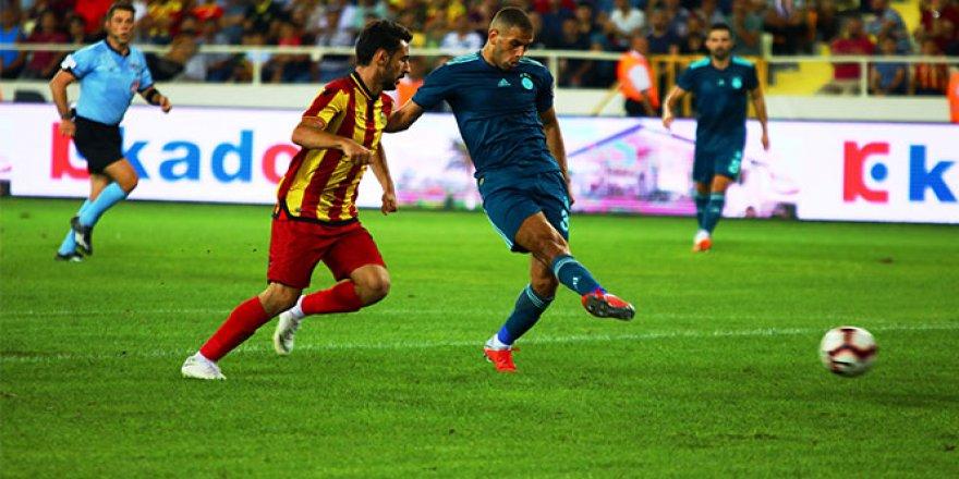 Evkur Yeni Malatyaspor: 1 - Fenerbahçe: 0
