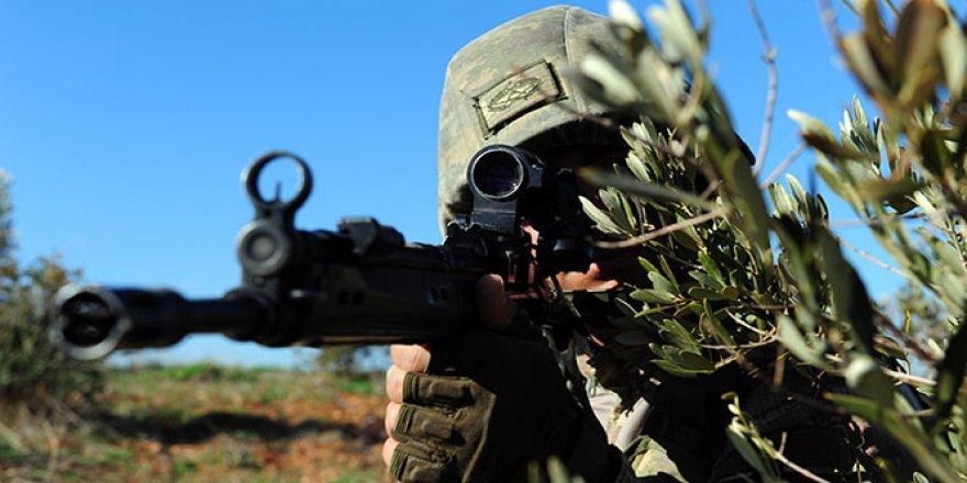 2 PKK'lı etkisiz hale getirildi