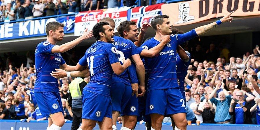 Londra derbisi Chelsea'nin