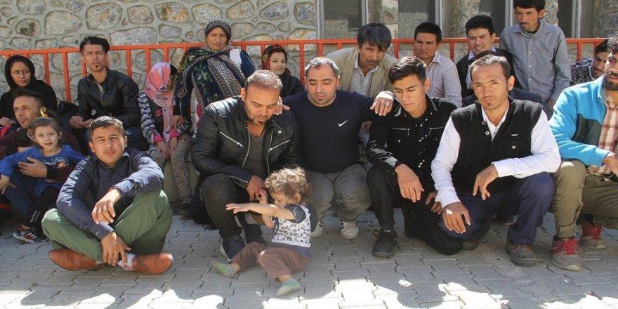 43 yabancı uyruklu kaçak yakalandı