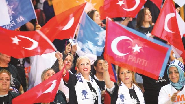 AK Parti'de değişim sırası belediyelerde