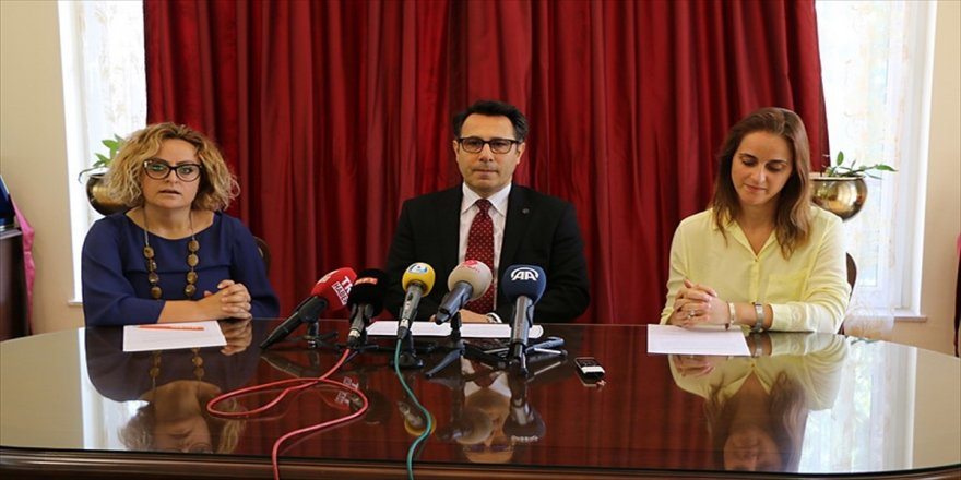 TİKA'dan Makedonya'da eğitime destek