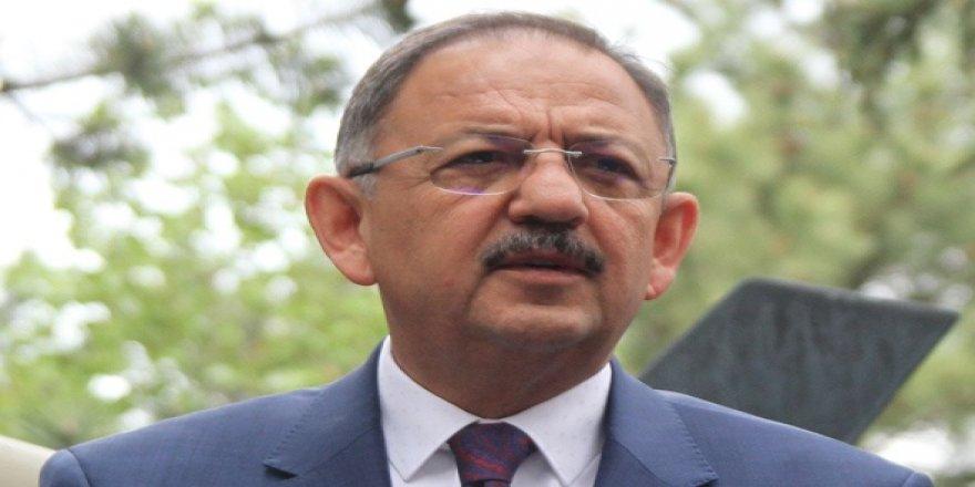 Mehmet Özhaseki'den çok konuşulacak sözler!