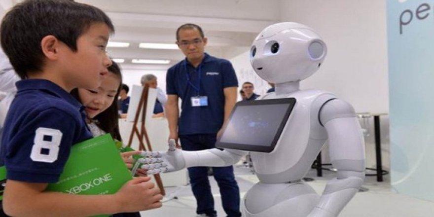 İngilizce derslerine robot girecek!