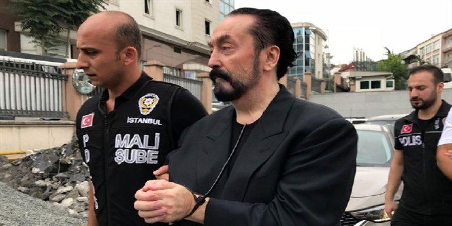 Oktar'ın milyon dolarlık para trafiği