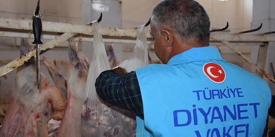 TDV'nin Gazze'deki kurban projesi