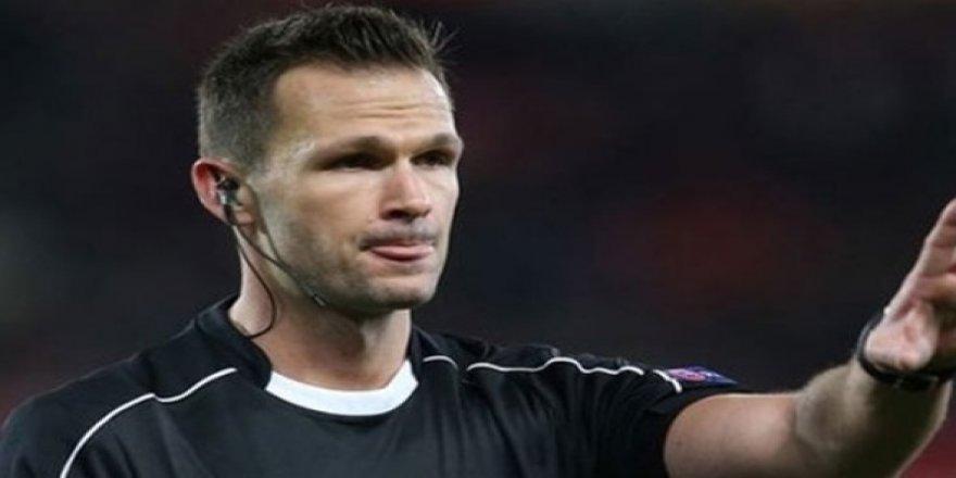 Partizan-Beşiktaş maçının hakemi belli oldu