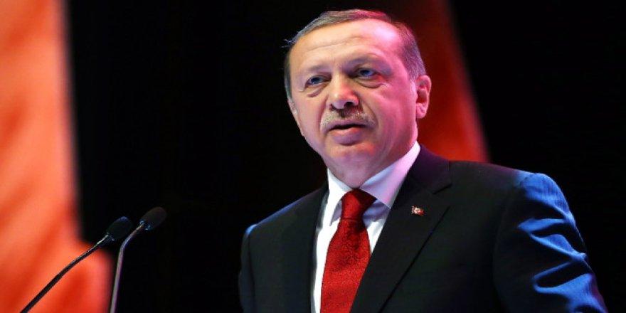Cumhurbaşkanı Erdoğan, şampiyon sporcuları kutladı