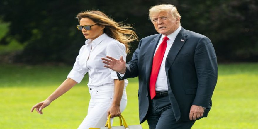 First Lady Trump, Afrika gezisine çıkacak