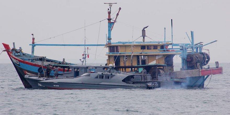 Yasa dışı avlanan 125 balıkçı teknesi batırıldı