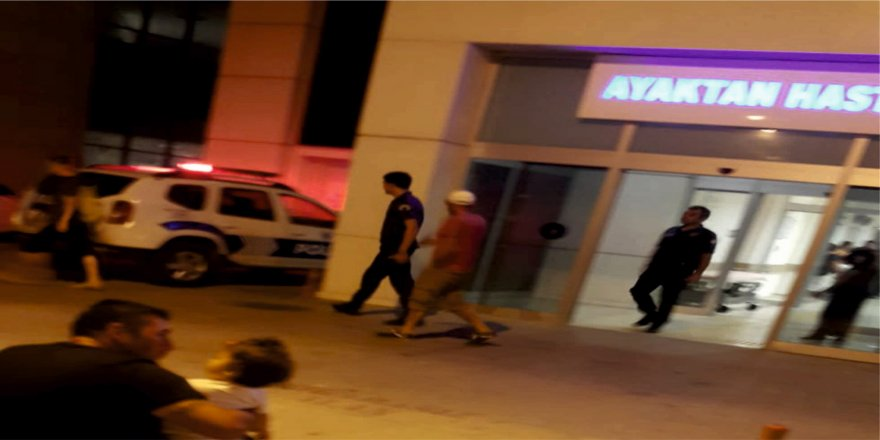 Doktora şiddet uygulayan saldırgan gözaltına alındı
