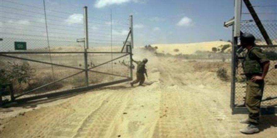 İsrail sınır kapısını açacak!
