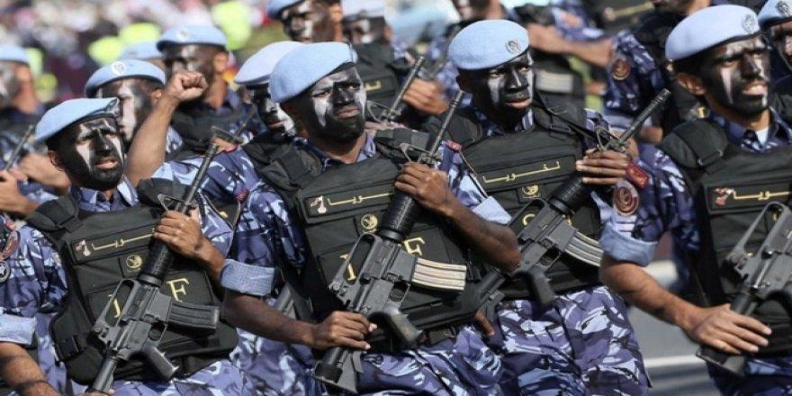 Katar ve Kuveyt'ten askeri işbirliği