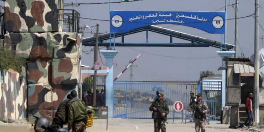 Erez Sınır Kapısı yeniden açıldı