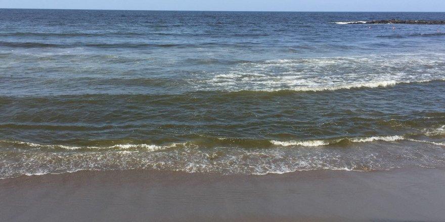 Karasu'da denize girmek yasaklandı
