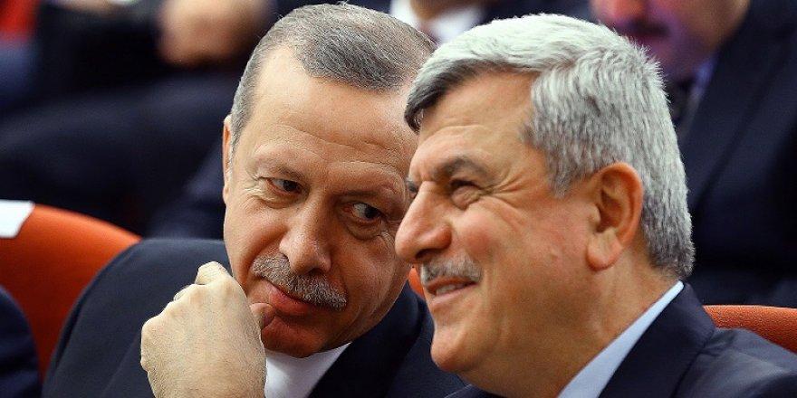 Karaosmanoğlu, Cumhurbaşkanı'na eşlik edecek