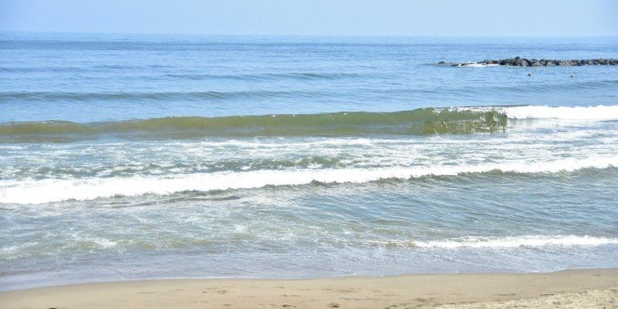 Denize girme yasağı kalktı