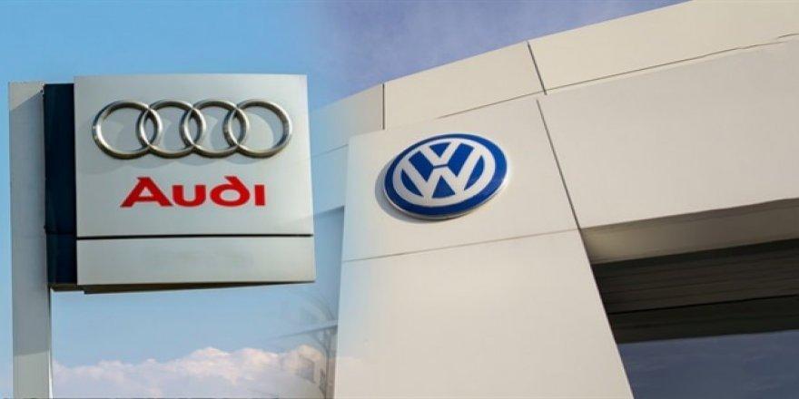 Volkswagen ve Audi'de büyük sorun!