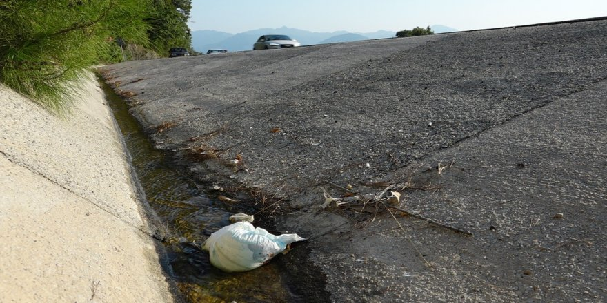 Çevreyi kirleten unsurlar arasında ilk üçte