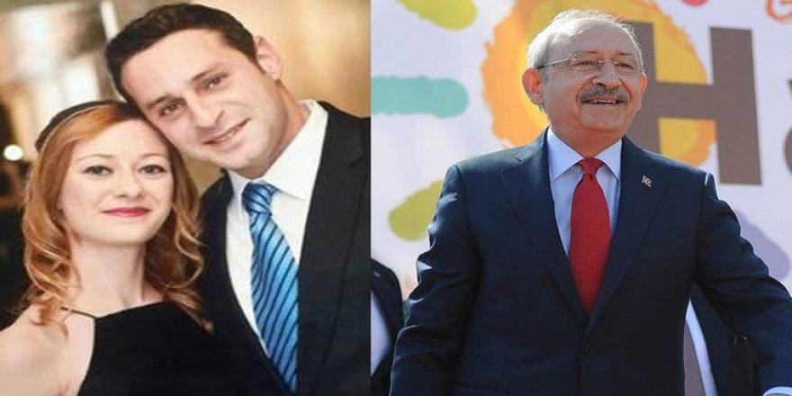 Kılıçdaroğlu'nun oğlu dünyaevine girdi