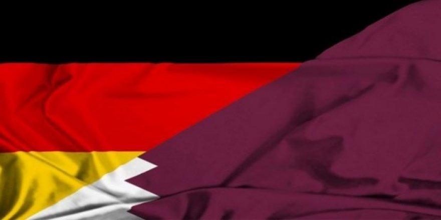 Katar, Almanya'ya milyarlarca dolar yatırım yapacak