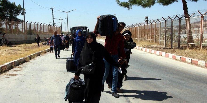 Suriyeli sayısı artıyor