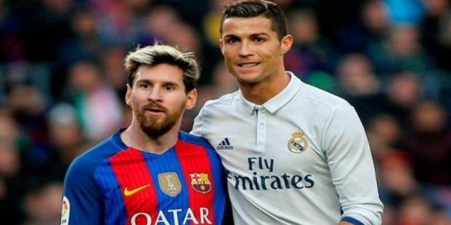 Messi'den Ronaldo itirafı!