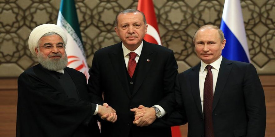 Türkiye-Rusya-İran Üçlü Zirvesi başladı