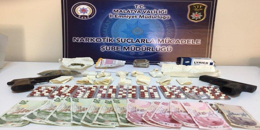 Uyuşturucu operasyonu: 10 tutuklama
