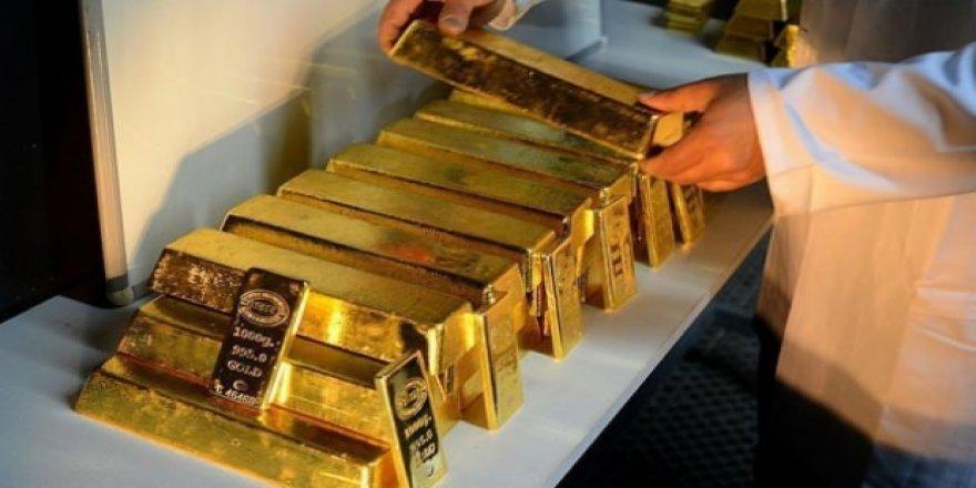 Hazine'den altın hamlesi