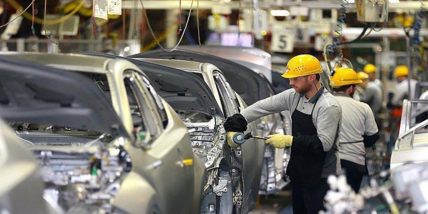 Otomotiv üretimi ocak-temmuz döneminde azaldı