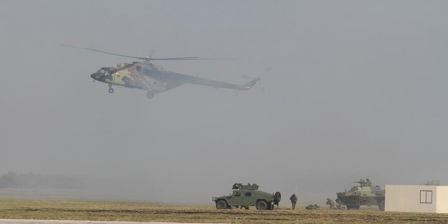 Rusya'nın en büyük askeri tatbikatı başladı