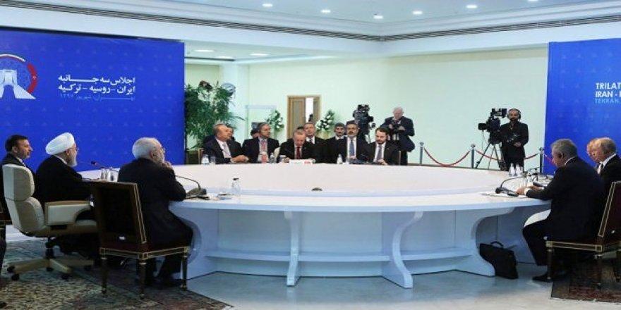 AK Parti'den Tahran zirvesi açıklaması