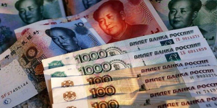Rusya ve Çin'den dolar hamlesi!