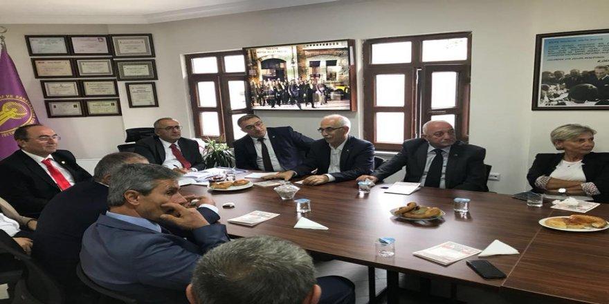 CHP'den kriz seferberliği