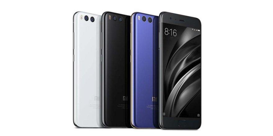 Xiaomi Mi6 Özellikleri Ve Tasarımları İle Dikkat Çekiyor