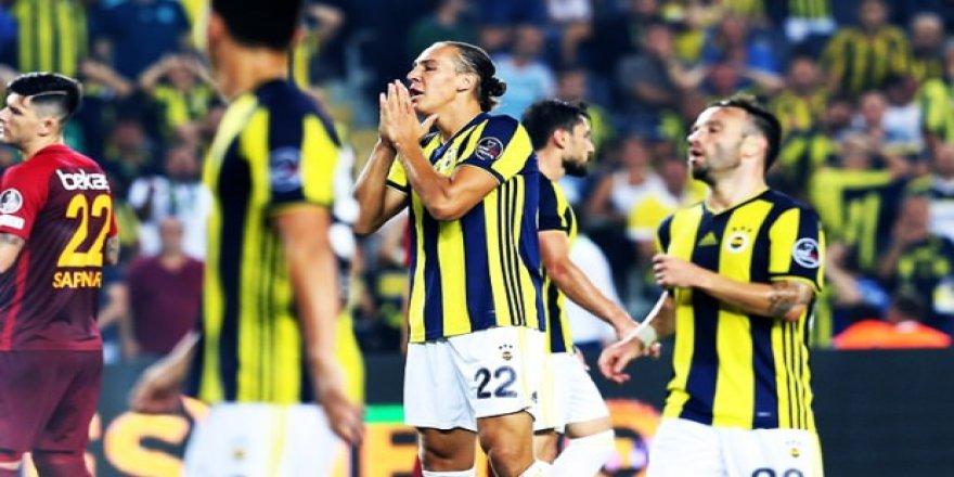 Fenerbahçe şimdi yandı!