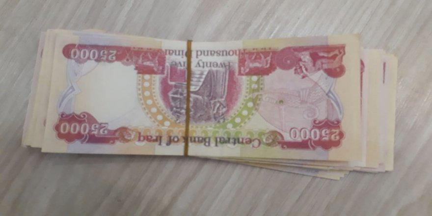 Sahte para basım matbaasına operasyon