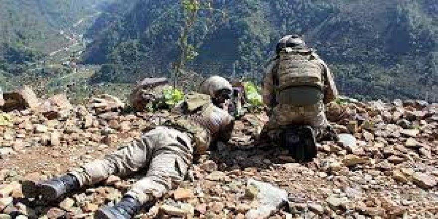 Valilikten, etkisiz hale getirilen PKK'lı hakkında açıklama