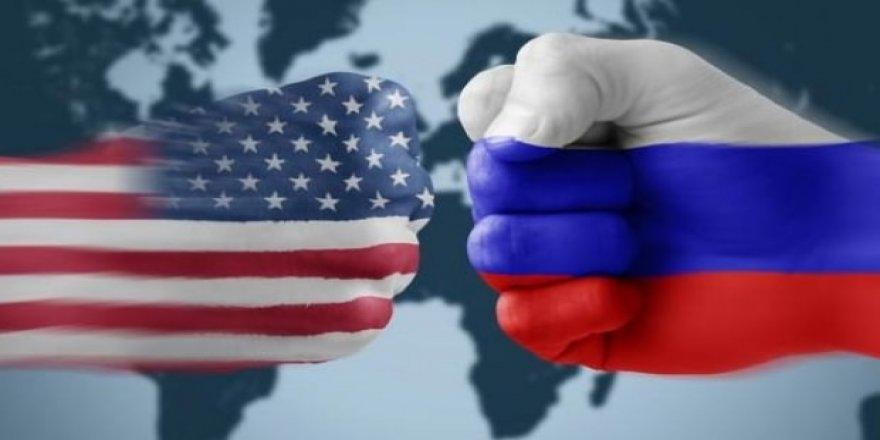 ABD ve Rusya karşı karşıya