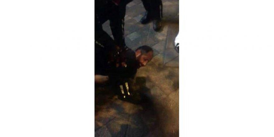 Gebze'de bir kadın gaspçının satırlı saldırısına uğradı