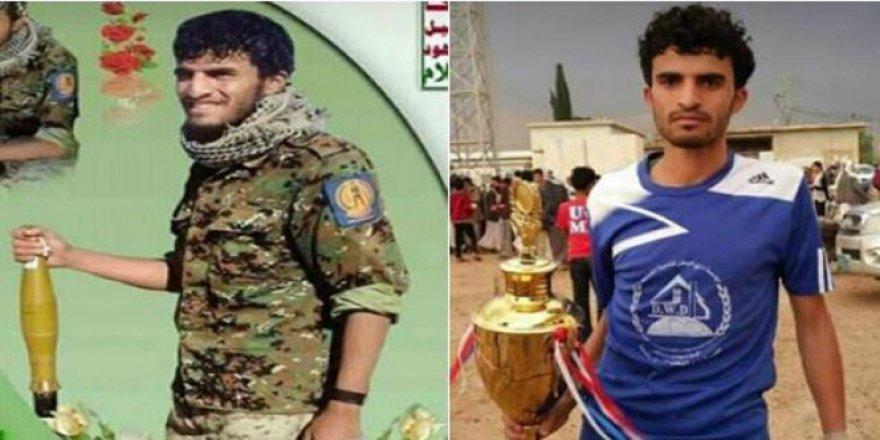 Ünlü futbolcu çatışmada öldü!