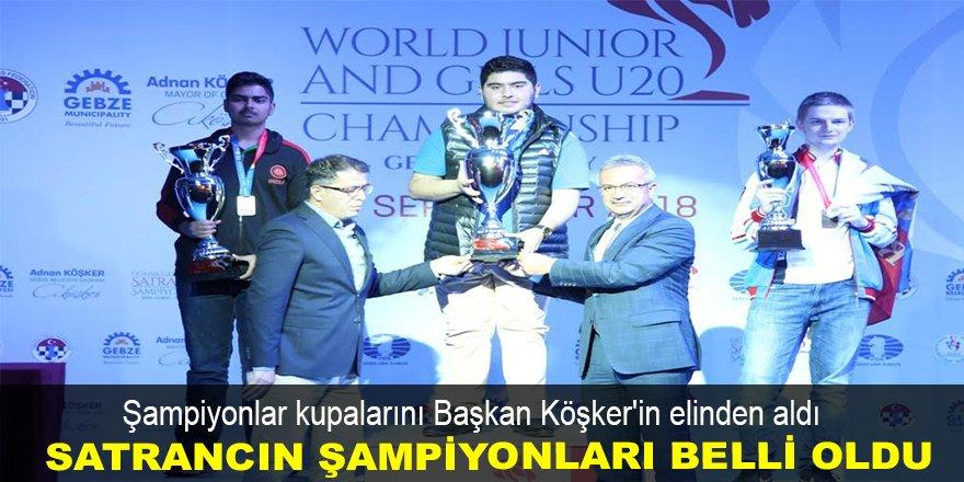 Dünya Gençler Satranç Şampiyonası Sona Erdi