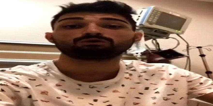 Ünlü şarkıcı İdo Tatlıses hastaneye kaldırıldı